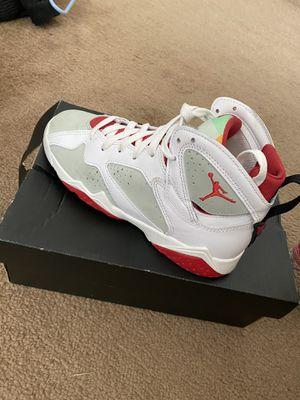 "Air Jordan 7 Retro BG ""Hare"" for Sale in Kinston, NC"