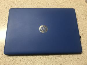 HP laptop model: 15-bw033wm for Sale in Greensboro, NC