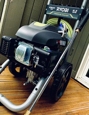 Ryobi 2900 psi pressure washer for Sale in West Linn, OR