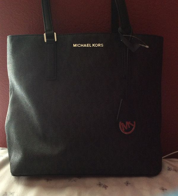 New Authentic Women's MK Tote Bag