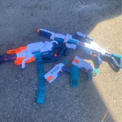 Nerf Gun Set for Sale in Redwood City,  CA