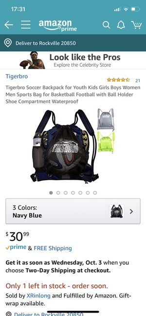 Brand New Sports/Multifunctional Bag for Sale in Rockville, MD