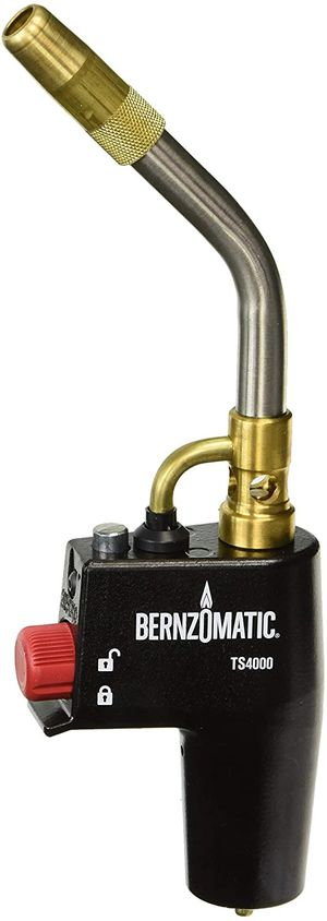 Bernzomatic Model # TS4000 Multi-Purpose Trigger-Start Torch Head for Sale in Murrieta, CA