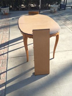 Dining Table Leaf And Chairs for Sale in Chino Hills,  CA