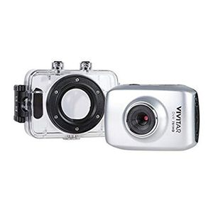 VivitarDVR781HD action cam with water & shock proof case for Sale in Wilkes-Barre, PA