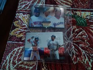 Tony Gwynn Insert Baseball Cards Lot of 12 Total Cards for Sale in Port Richey, FL