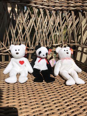 Beanie babies bears for Sale in Chula Vista, CA