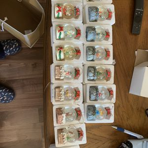 Mini Snow Globes for Sale in Columbus, OH