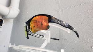 Oakley Flak jacket Sunglasses-Polarized for Sale in Honolulu, HI