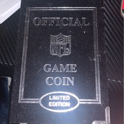 Game Coin For Patriots Vrs Rams for Sale in Attleboro,  MA