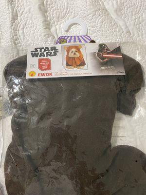 Dog Ewok costume (M) for Sale in Dallas, TX