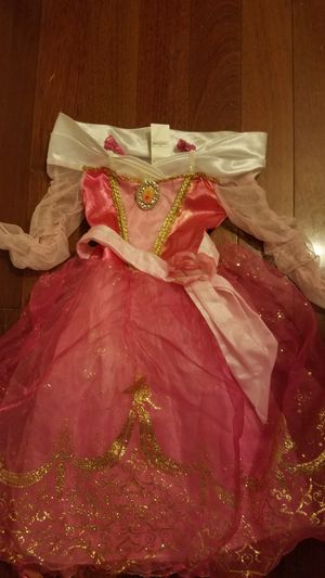 Disney Sleeping Beauty Dress for Sale in Bristow, VA