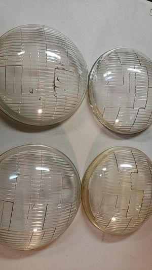 1938 Plymouth headlight lens' for Sale in Bellingham, WA