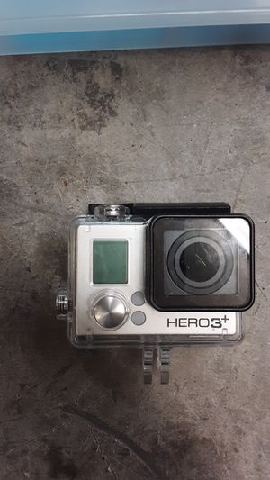 Camera digital GoPro hero3+ for Sale in Humble, TX