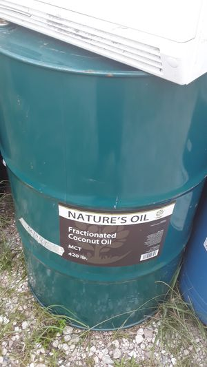 55 gallon metal barrel for bon fire for Sale in Hollywood, FL