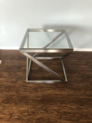 2 End Tables for Sale in Sacramento, CA