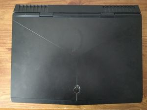"""Alienware - 15.6"""" Gaming Laptop - Intel Core i7 - 16GB Memory - NVIDIA GeForce GTX 1060 - 1TB Hybrid Drive + 256GB SSD - Black for Sale in Syracuse, NY"""