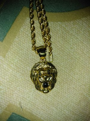 Gold Chain for Sale in Eagle Lake, FL