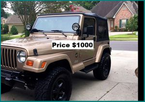 ֆ1OOO Jeep Wrangler for Sale in Ontario, CA