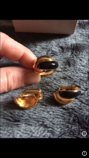 Vintage Avon Clip-On Earrings and Ring Set for Sale in Hazleton, PA