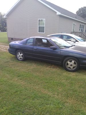 1998 Monte Carlo V6 for Sale in Pamplin, VA