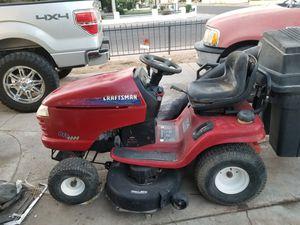 Craftsman lawn tractor for Sale in Phoenix, AZ