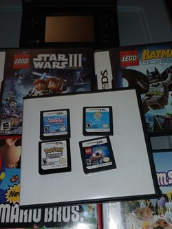 Nintendo DS And Games for Sale in Stamford,  CT