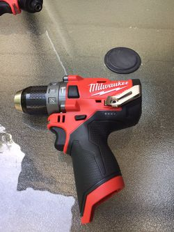Milwaukee 2504-20 M12 FUEL 12-V Brushless Cordless 1/2 in. Hammer Drill and Driver (Tool-Only) for Sale in Dunwoody, GA