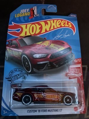 Hot Wheels Custom '18 Ford Mustang GT TARGET RED EDITION for Sale in Dana Point, CA
