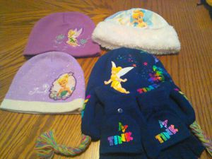 Tinkerbell winter hats for Sale in Austin, TX