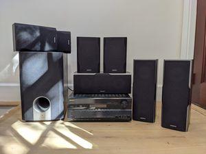 Onkyo Surround Sound System 7.1 for Sale in Philadelphia, PA