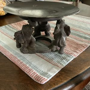 Elephant Candle Holder for Sale in Athens, TN