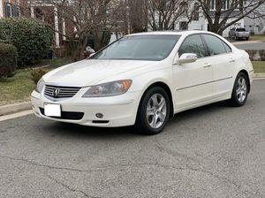 2006 Acura RL SH-AWD for Sale in Falls Church, VA