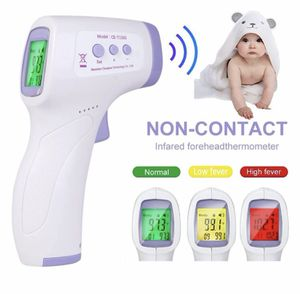 Infrared Thermometer, Non-Contact Digital Forehead Thermometer for Adults Kids and Baby,Fever Smart Temperature Gun Reading Infared Thermometer for H for Sale in Adrian, WV