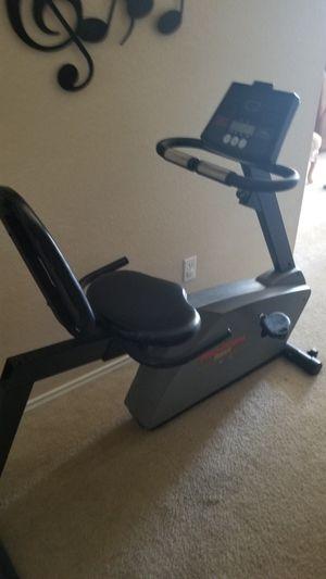 Exercise bike pro form for Sale in Cedar Park, TX