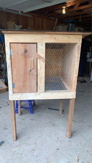 Rabbit hutch for Sale in Puyallup, WA
