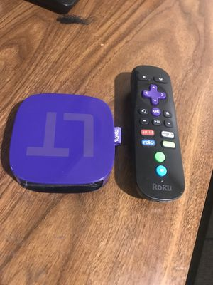 Roku LT w/ remote for Sale in Iowa City, IA