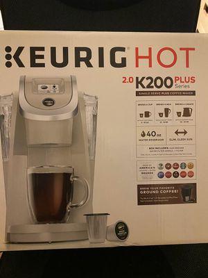 Keurig K200 Plus Series for Sale in Ontario, CA