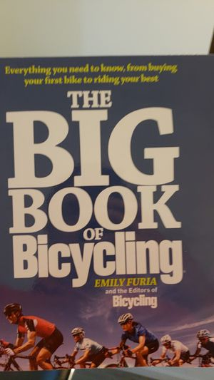 The Big Book of Bicycling for Sale in Orlando, FL