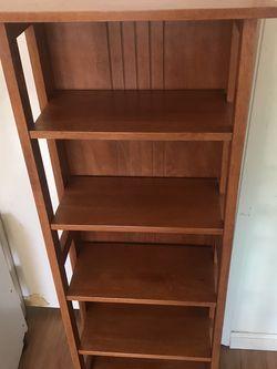 Slim Bookcase for Sale in Canoga Park, CA