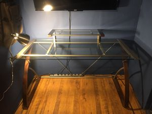 Professional Glass Desk for Sale in San Diego, CA