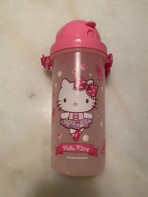 Hello a Kitty plastic water bottle. for Sale in Arcadia, CA