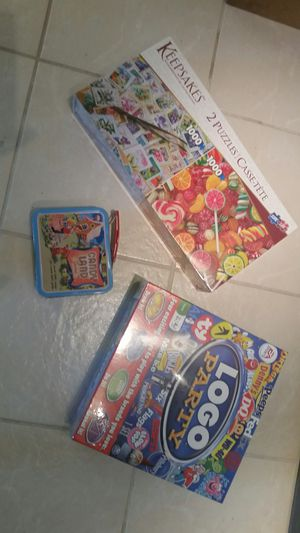 Games, unopened for Sale in Boca Raton, FL