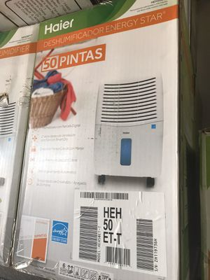 $50 pints dehumidifier for Sale in Downey, CA