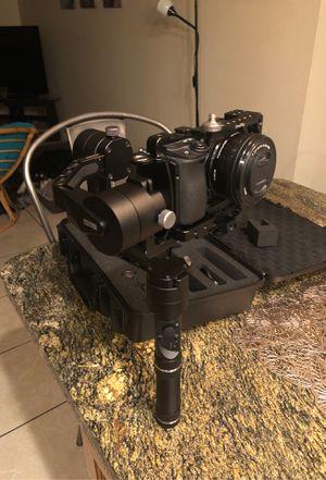 Zhiyun Crane 3-axis Gimbal for Sale in Glendale, AZ