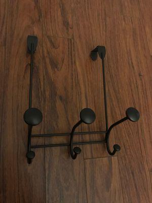 Coat or towel hanger for door for Sale in Long Beach, CA
