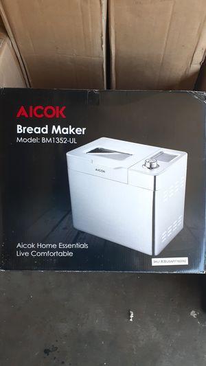 Aicok Bread Maker for Sale in Pomona, CA