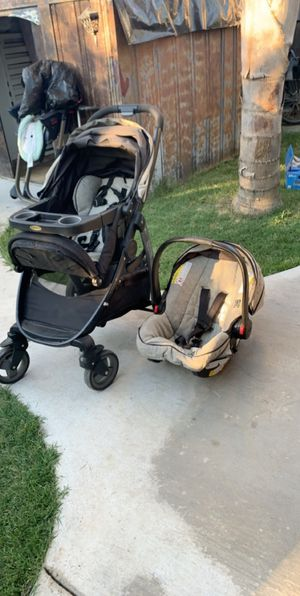 Greco stroller/baby car seat for Sale in Modesto, CA