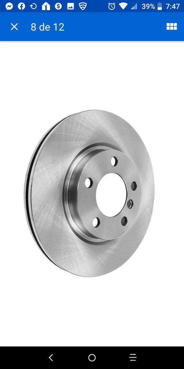 gmc AND equinox 2011 - 2017 brake disc for Sale in Kent ...