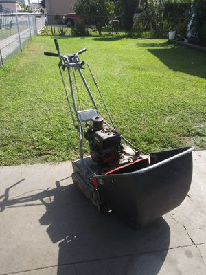 Reel lawn mower for Sale in Bell Gardens, CA